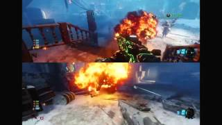 Der Eisendrache Easter Egg With Randoms - Black Ops 3 Zombies