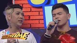 It's Showtime: Daryl Ong sings 'Stay'