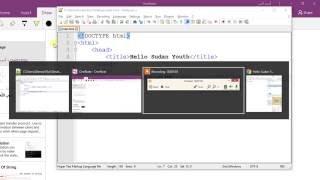 Web Development _ HTML _ Lesson 4