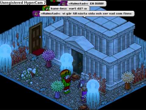 Habbo.se Oscar Movie Magical Treasure Hunt