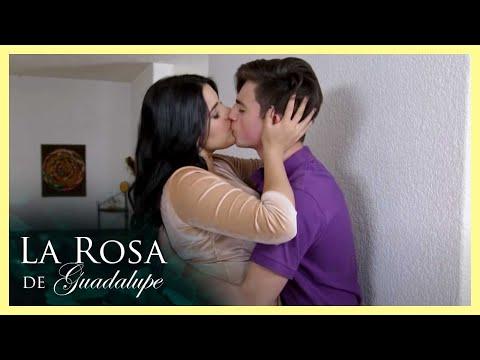 ¡Cecilia seduce a Pancho! | Inocente engaño | La Rosa de Guadalupe