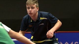 14-åringen Truls Möregård är en av världens mest lovande bordtennisspelare - TV4 Sport