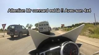 Vis ma vie de motard : instants code de la route.