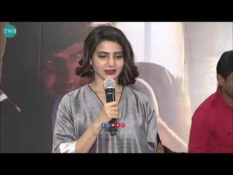 Xxx Mp4 Samantha Akkineni Tongue Slip At Abhimanyudu Movie Press Meet Vishal Tollywood Book 3gp Sex