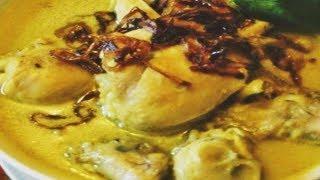 Resep Masakan Spesial Lebaran - Opor Ayam Bumbu Kuning Super Lezat