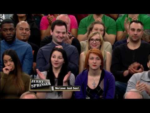 Sibling Rivalry  (The Jerry Springer Show)