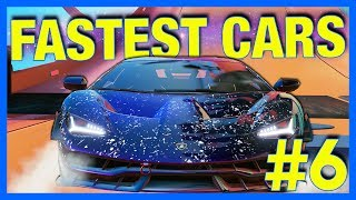 Forza Horizon 3 Hot Wheels : FASTEST CARS vs HOT WHEELS!! (Part 6)