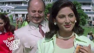 Mr. Malhotra & Miss Braganza... Ahaa! - Kuch Kuch Hota Hai - Comedy Week