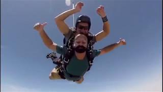Ramante Edanthottam | Chackochan Sky Dive