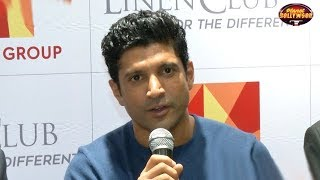 Farhan Gets Diplomatic About Hrithik - Kangana Controversy | Bollywood News
