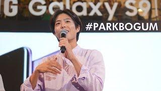 180315 PARK BO GUM 박보검 @BOGUMMY IN MALAYSIA SAMSUNG GALAXY S9 LAUNCH #ParkBoGuminMY