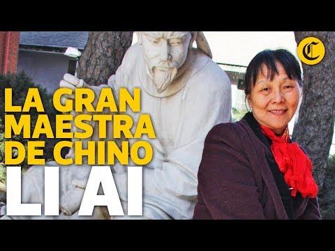 La gran maestra de chino