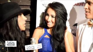 2013 MTV Movie Awards Lounge : Tony Taboada Red Carpet With InsaneBuzz Season 3
