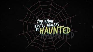 DIAMANTE - Haunted (Official Lyric Video)