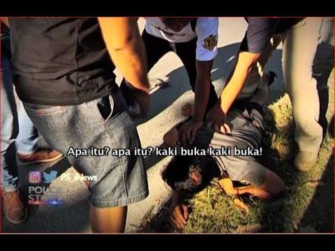 Kejar Pengedar Sabu di Gorontalo, Polisi Lepaskan Tembakan Part 03 - Police Story 1508