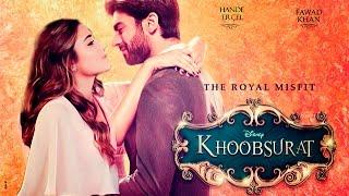 Hande Erçel & Fawad Khan   Khoobsurat fan trailer 2017