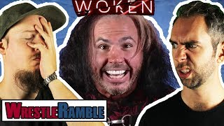 Will WWE RUIN Woken Matt Hardy? WWE Raw v Smackdown Dec. 11 & 12, 2017 | WrestleRamble
