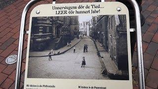 Ostfriesland Leer ein Rundgang durch die historische Altstadt Leer de historische Binnenstad Leer