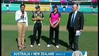 sexy lady on cricket pitch .