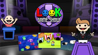 LOOK! Multiplayer Game Show for iPhone and Android