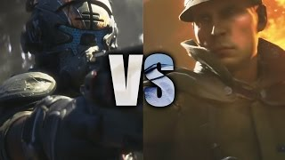 Titanfall 2 Music or Battlefield 1 Music (Songs Swapped) Launch Trailer Comparison