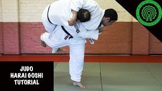 Judo Harai Goshi Tutorial