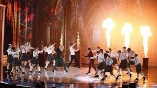 Britain's Got Talent 2015 S09E08 Semi-Finals Entity Allstars High Energy Dance Troupe