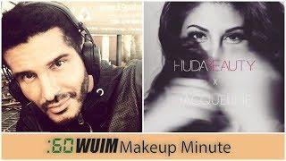 The Death of Brandon Truaxe + Huda x Jacqueline Fernandez   Makeup Minute