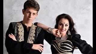 Afghan Jalebi, Indian Dance Group Mayuri, Russia, Petrozavodsk