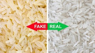 8 Fake Foods You Eat Every Day