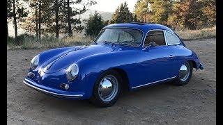 1956 Porsche 356A Coupe - One Take