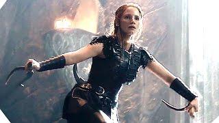 Jessica Chastain vs Furiosa - LE CHASSEUR ET LA REINE DES GLACES - Extrait VF