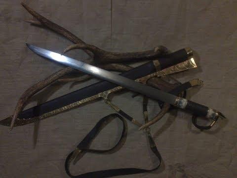 Making a Viking Knife