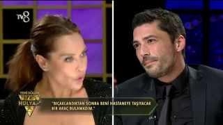 Hülya Avşar - Pamir Pekin Bıçaklanma Olayını Anlattı (1.Sezon 17.Bölüm)