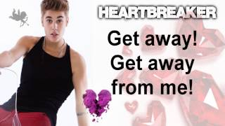 Heartbreaker - Justin Bieber (Lyric Video) *CORRECT* - New Single W/ Pictures