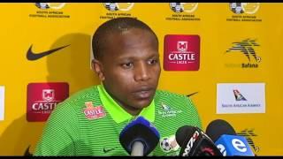 Baxter warns players ahead of Zambia clash