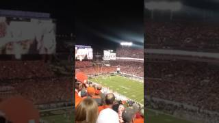 Clemson game winning touchdown