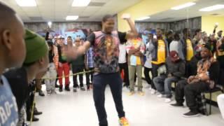 Bam vs. Kodak Killa | NaeNae Dance Battle