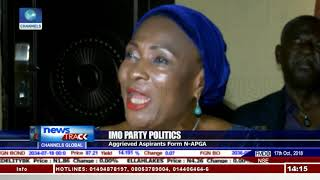 Imo Party Politics: Aggrieved Aspirants Form N-APGA