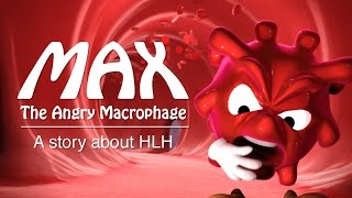 Max The Angry Macrophage | A Story about HLH | Cincinnati Children