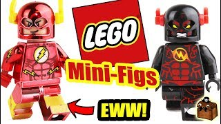 LEGO Flash Custom Minifigures 2018