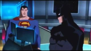 Batman quits the JLA-Leaves like a Boss