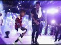 Download Video Download See The Little Agege Dance Guru Small Doctor Brought To Dance With Him While Performing On Stage 3GP MP4 FLV