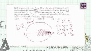 CAT 2015 Exam Online Coaching Preparation Material - Geometry - Handa Ka Funda (C04GE08)
