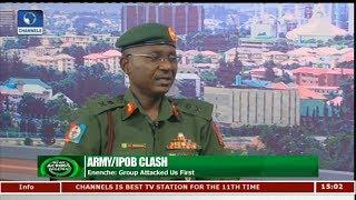 IPOB, Nigerian Army Disagree Over Violence At Nnamdi Kanu's Residence  News Across Nigeria 