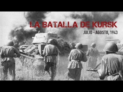 La Batalla de Kursk orgullo y sacrificio Documental de RT