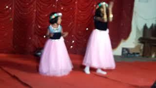 Yesuvin omana .....  dancing ALEENE$ADHEENA