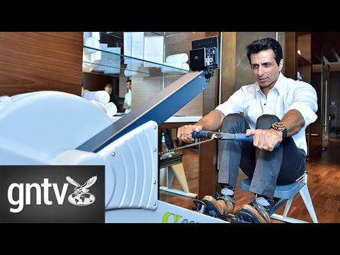 Workout with Sonu Sood