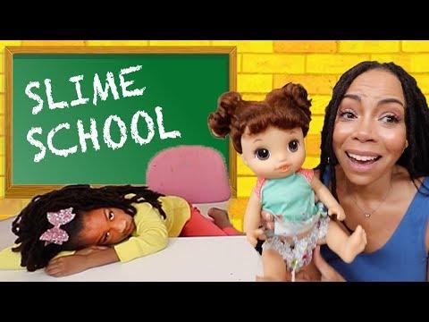 Xxx Mp4 New Student At Slime School New Toy School 3gp Sex