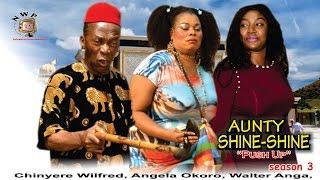 Aunty Shine Shine season 3 -  2016 Latest Nigerian Nollywood Movie
